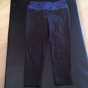 Vsx fitted pants